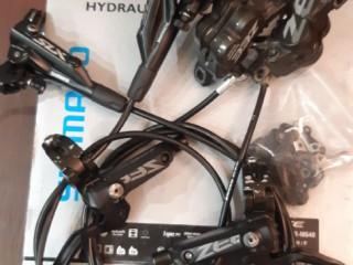 Комплект тормозов Shimano Zee/SLX