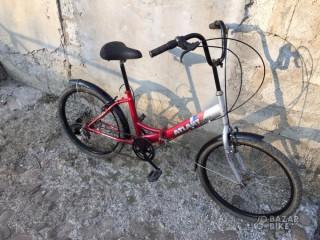 Городской велосипед Атлант складной