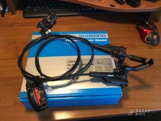 Комплект тормозов Shimano SLX M7000