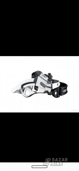 Переключатель передний Shimano Deore M610 3ск