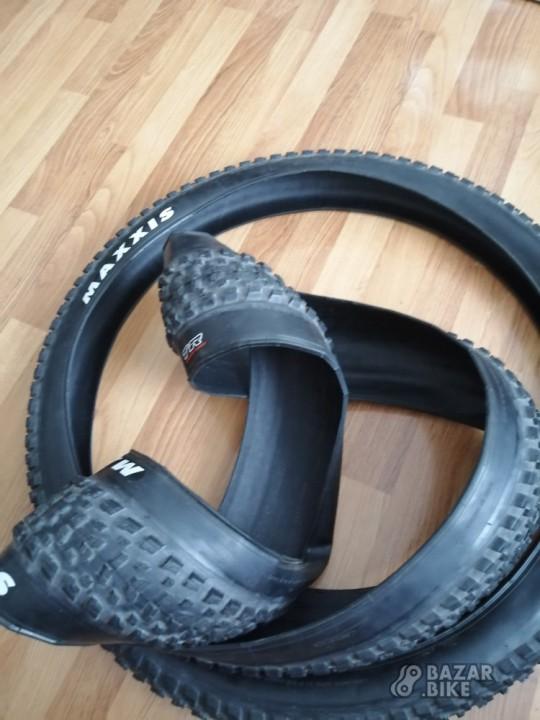 Велозапчасти (новые и б/у)