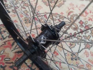 Втулка задняя BMX фрикостер Code