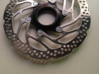 Ротор Shimano 160мм Center Lock