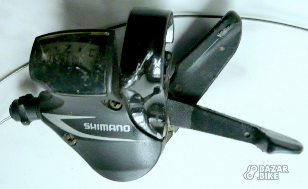 Манетка Shimano M360 3ск (на запчасти)