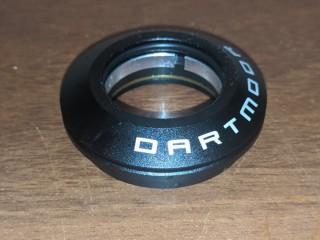 Верхняя чашка рулевой колонки Dartmoor ZS44 1⅛ (новая)