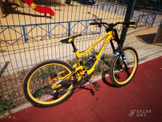 Nukeproof Scalp M Custom 2012
