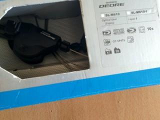 Комплект манеток Shimano Deore M610-I I-spec B 2/3×10ск (новый)