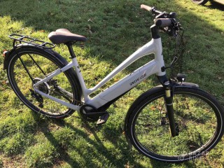 Электровелосипед Specialized Como 4.0 Low Entry 2019