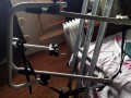 Велобагажник на запасное колесо автомобиля (на три велосипеда)