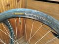 Вилсет 26 Cycledesign / Alexrims 100×15/142×12мм + покрышки Continental