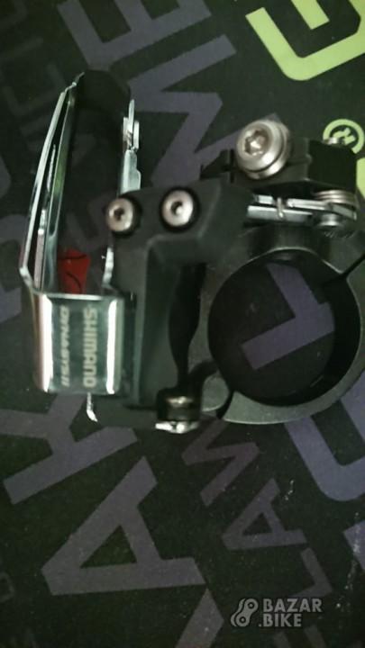 Переключатель передний Shimano Deore XT M8025-L (новый)