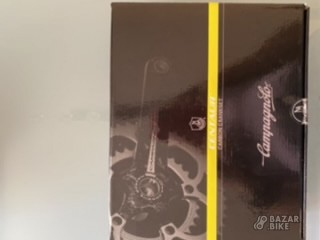 Система шатунов Campagnolo Centaur 09 CT Carbon 34/50t 10ск (новая)