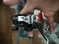 Передний переключатель Shimano Deore XT 2/3ск
