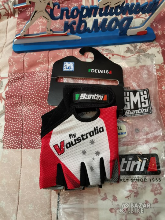 Перчатки Santini SMS XL (новые)