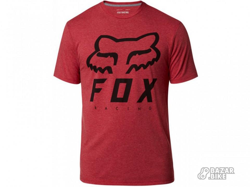 Футболка Fox Heritage Forger SS Tech M (новая)
