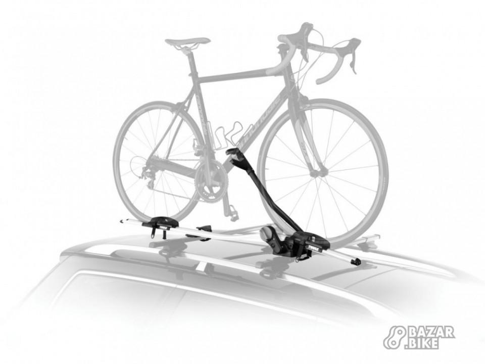 Крепление для велосипеда на крышу автомобиля Thule ProRide Bike Rail for Roof Racks (новое)