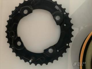 Комплект звёзд Shimano SLX M675 38/28t