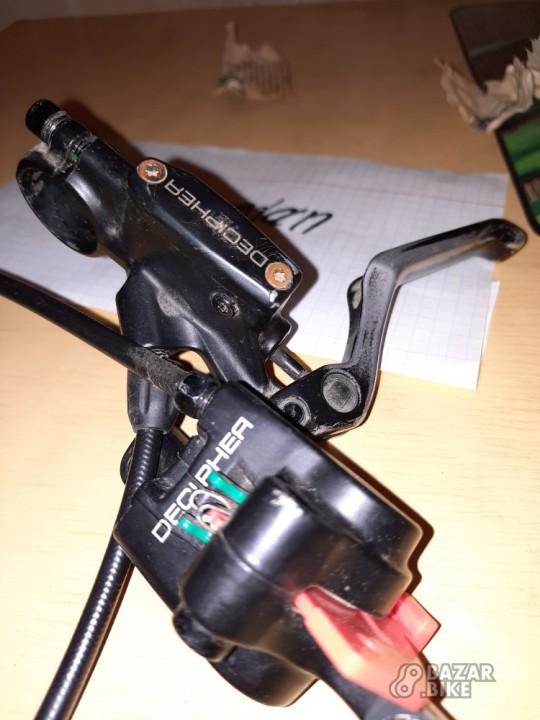 Комплект тормозов Promax Decipher