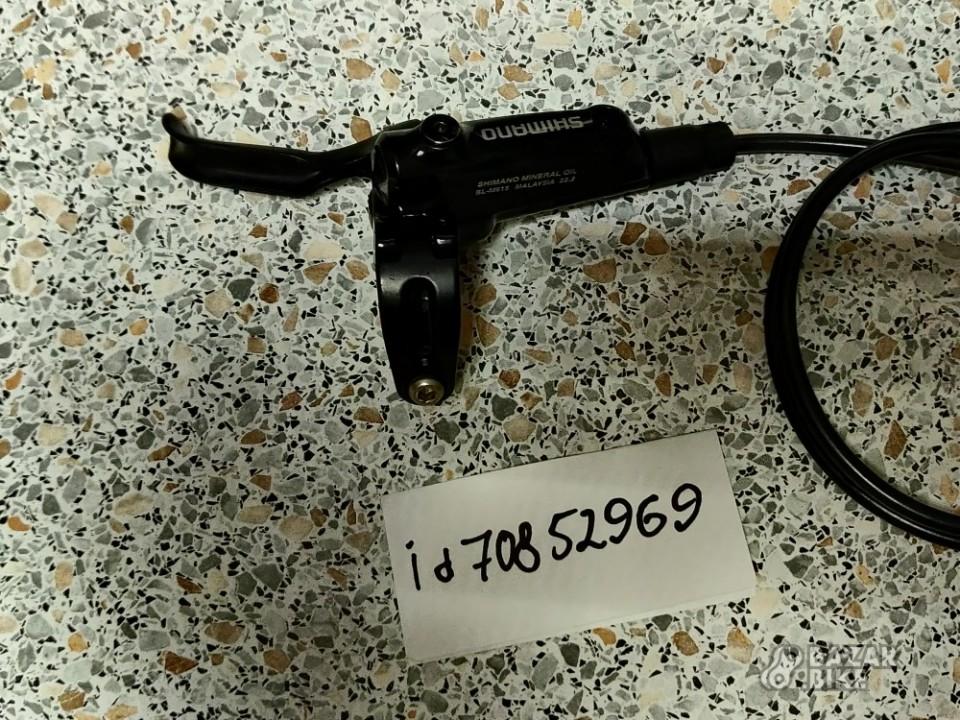 Тормозная ручка Shimano M615 левая (новая)
