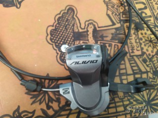 Манетка Shimano Alivio M4000 3ск