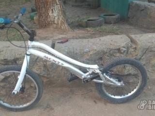 Monty Trial Bike Mod