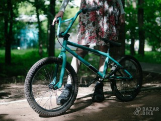 BMX Verde Vex Teal