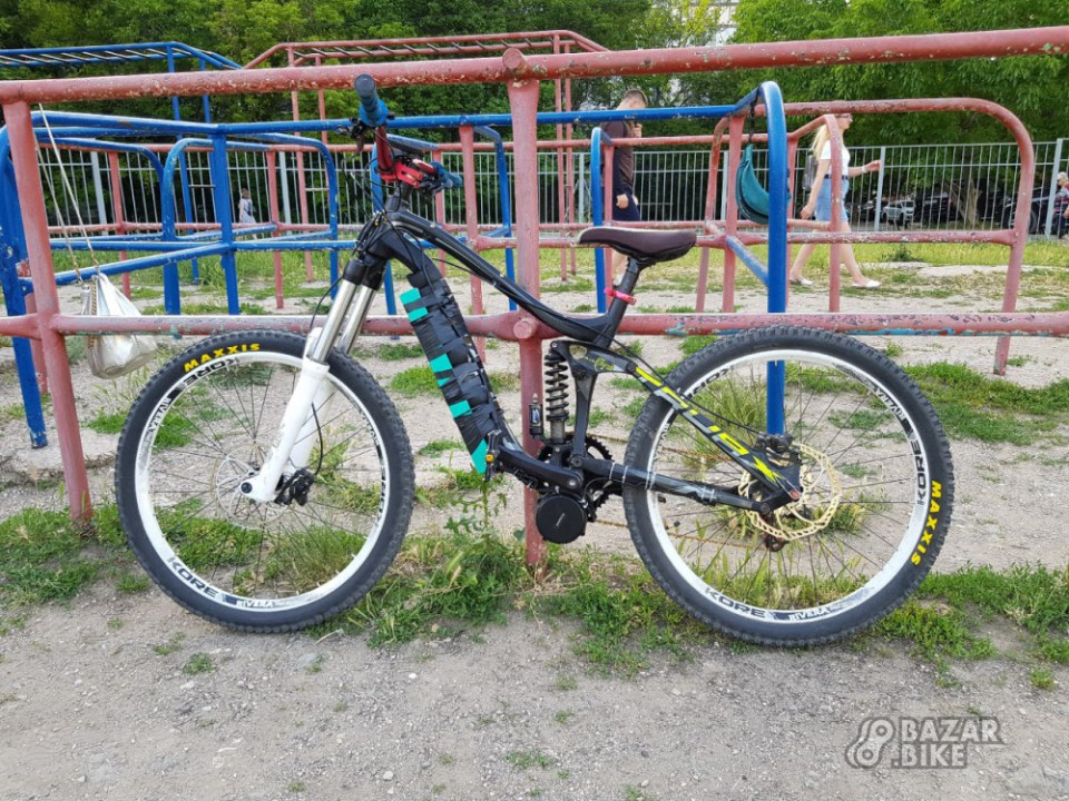 Электровелосипед Norco Truax 500Вт Custom