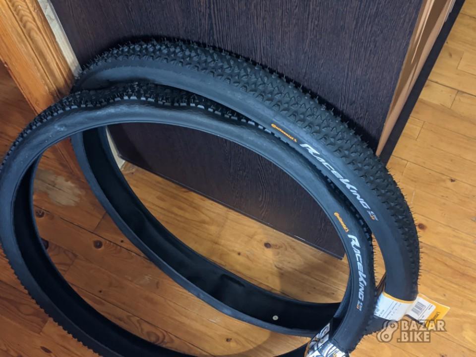 Комплект покрышек Continental Race King 29×2,0 (новый)
