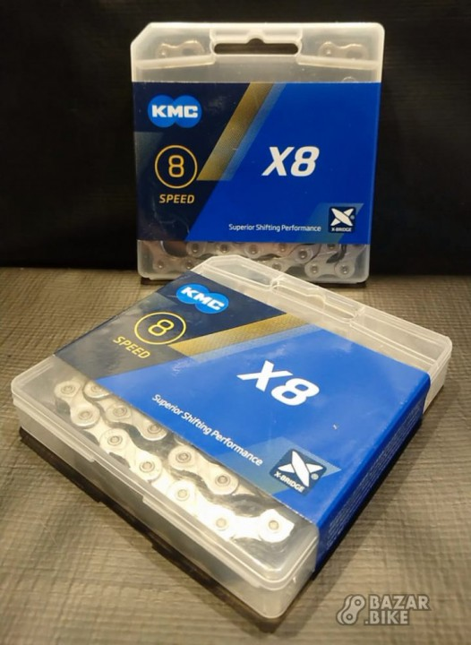 Цепь KMC X8 8ск (новая)