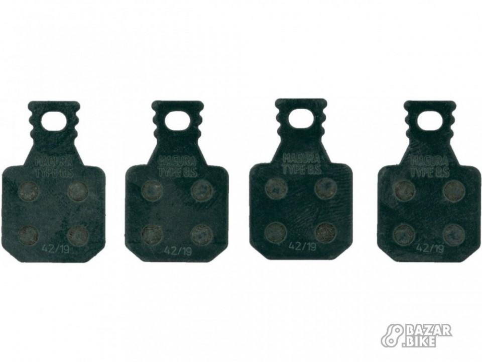 Колодки тормозные MaguraType 8.S Sport (новые)