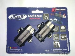 Тормозные колодки BBB BBS-22T TechStop (новые)