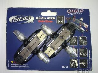 Тормозные колодки BBB BBS-17T AirCo (новые)
