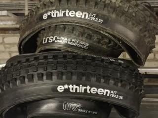 Комплект покрышек 29×2,35 e*thirteen TRSr / 29×2,35 TRS+ (новый)