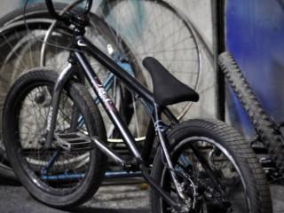BMX С дисковым тормозом