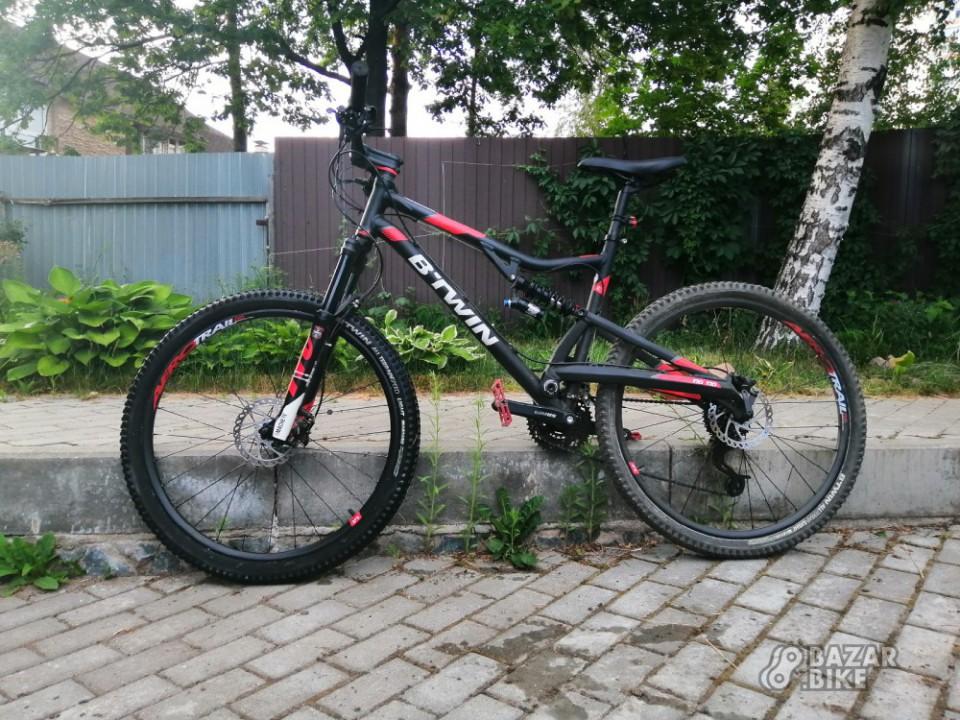 B'Twin Rockrider 520s L Custom