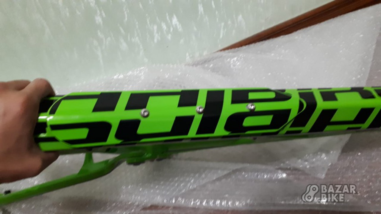 Рама Haibike Heet 7.20 Carbon M (новая)