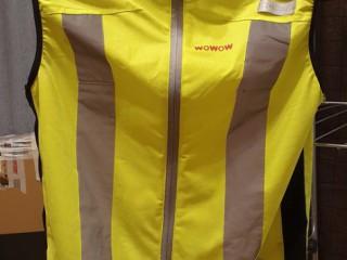 Жилет WOWOW Flandrien Reflex Sports Gilet LED M
