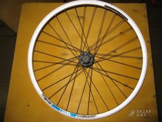 Колесо заднее WTB Trail Laser Disc / Shimano Deore XT M756 135×QR