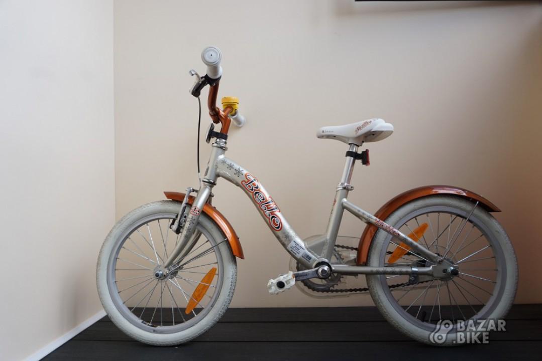 Детский велосипед Author Bello 16 дюймов