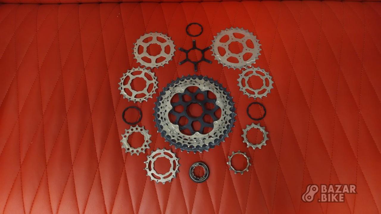Кассета Shimano SLX M7000 11-42t 11ск