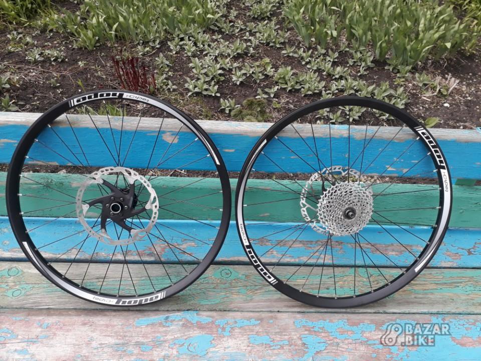 Вилсет 26 Hope Tech DH / Hope Pro 2 EVO / NS Bikes + роторы + покрышка + герметик