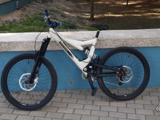 Commencal supreme 6 vip dh 2008года