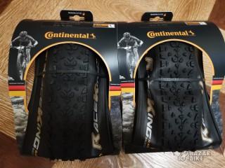 Комплект покрышек Continental Race King Folding 27,5×2,2 (новый)