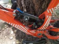 Рама Commencal Supreme 6 26er 2012 + амортизатор Fox Float RP 23