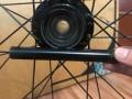 Колесо заднее 26 Atomlab 102 / Dforks Hustler 142×12мм