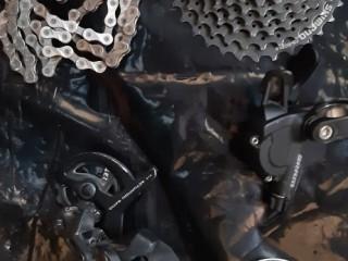 Групсет Sram X3/X4 / Shimano 8ск