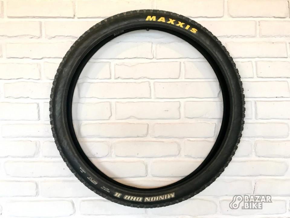 Покрышка Maxxis Minion DHR II ST DH Casing 26×2,4