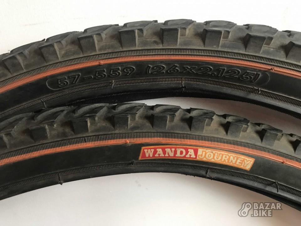 Комплект покрышек Wanda Journey Р182 26×2,125