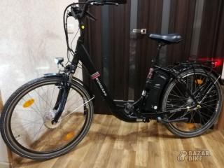 Электровелосипед Zundapp Green 3.0 2018