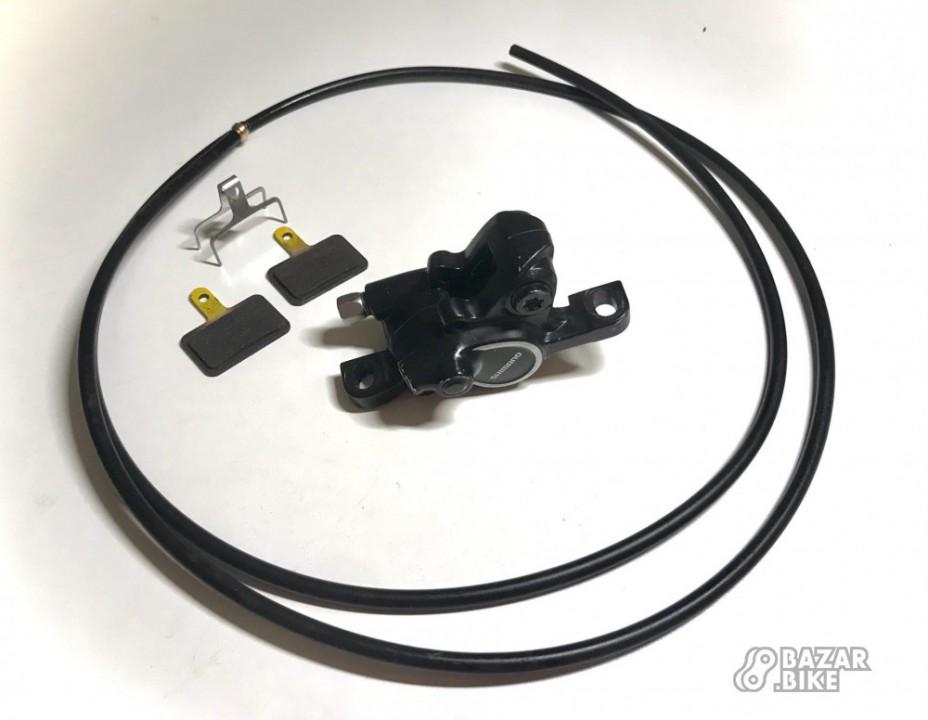 Тормозной калипер Shimano Altus BR-M365 + гидролиния Shimano SM-BH59-JK 1330мм